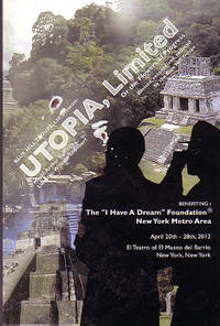Blue Hill Troupe, Ltd. Presents Gilbert & Sullivan's Utopia Limited or The Flowers of Progress