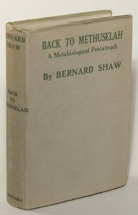 BACK TO METHUSELAH. A METABIOLOGICAL PENTATEUCH