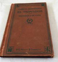 El Trovador Por Antonio Garcia Gutierrez