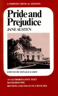 Pride and Prejudice (Norton Critical Editions)