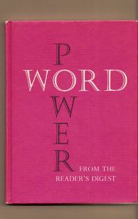 Word Power From the Reader's Digest by Reader's Digest - Hardcover - 1967 - from Bytown Bookery (SKU: 7285)