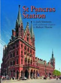 St Pancras Station by Jack Simmons - Hardcover - 2012-03-01 - from Books Express (SKU: 1905286295)
