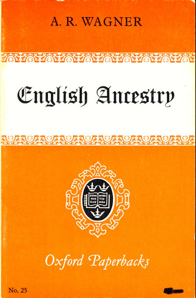 London: Oxford University Press, 1961. Paperback. Very good. 169pp. Wraps lightly rubbed, else very ...
