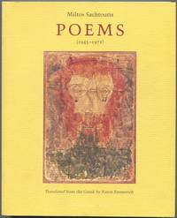 image of Poems (1945-1971)