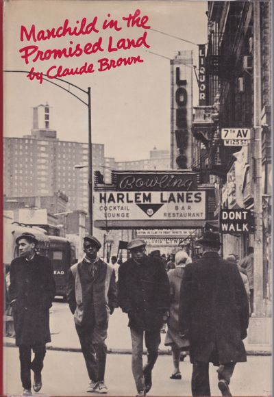 New York: The Macmillan Company, 1965. First Edition, First Printing. 8vo (8 5/8 x 5 3/4 inches; 218...