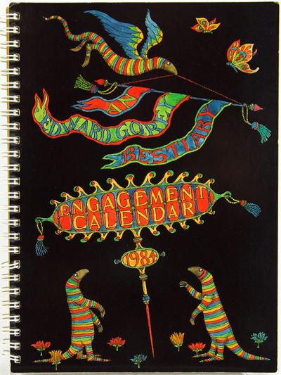 Corte Madera, CA: Pomegranate Art Books, 1983. Gorey, Edward. Octavo. (56)pp. Signed by the author/a...