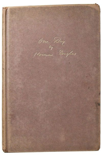 Chapelle-Réanville, Eure, France: Hours Press, 1929. First Edition. Limited to 300 copies on Vergé...