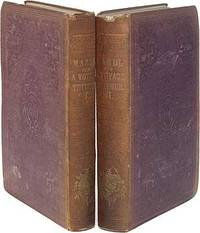 New York: Harper & Brothers, 1849. Hardcover. Very Good. First American edition (preceded slightly b...