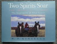 image of TWO SPIRITS SOAR:  THE ART OF ALLEN SAPP - THE INSPIRATION OF ALLAN GONOR.