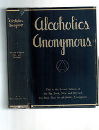 Alcoholics Anonymous - Second Edition New and Revised Edition