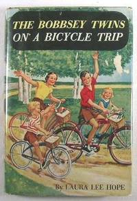 The Bobbsey Twins on a Bicycle Trip by Laura Lee Hope ...