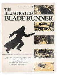 Blade Runner Sketchbook by  HAMPTON and DAVID PEOPLES FANCHER - Paperback - First Edition - 1982 - from Captain's Bookshelf, Inc., ABAA (SKU: 32504)