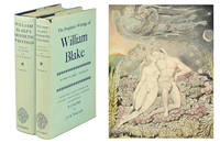 The Prophetic Writings of William Blake. Edited with a General Introduction, glossarial Index of Symbols, Commentary, and Appendices...