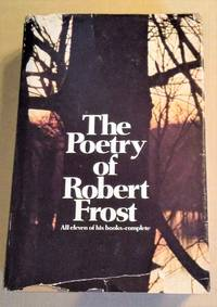 image of THE POETRY OF ROBERT FROST