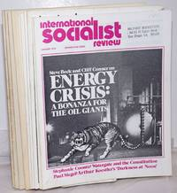 image of International Socialist Review [10 issues, 1974]