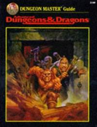 Dungeon Master Guide (Advanced Dungeons & Dragons) by Dungeons & Dragons - Hardcover - from World of Books Ltd (SKU: GOR002935596)
