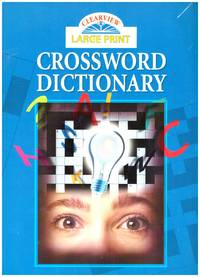 image of CROSSWORD DICTIONARY