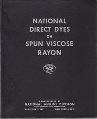 National Direct Dyes on Spun Viscose Rayon - No. 235