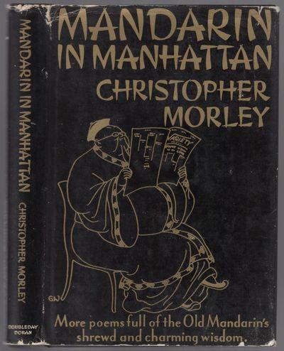Garden City: Doubleday Doran, 1933. Hardcover. Fine/Very Good. First edition. Fine in a lightly worn...