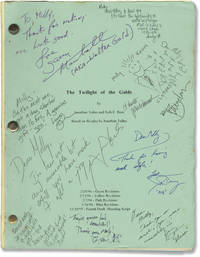 image of Twilight of the Golds (Original screenplay for the 1997 television film, signed by cast and crew)