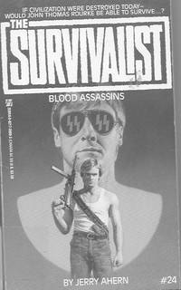 The Survivalist, #24, Blood Assassins