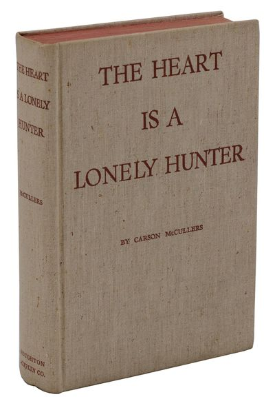 Boston: Houghton Mifflin Company, 1940. Reprint. Fine. First edition, later printing lacking the dat...