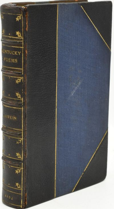 London: Grant Richards, 1902. First London Edition. Three Quarters Leather. Very Good binding. First...