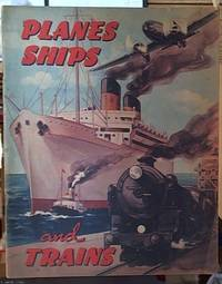 image of Planes, Ships and Trains