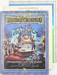 Waterdeep and the North (AD&D Forgotten Realms FR1 / 9213)