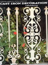 Cast Iron Decoration : A World Survey
