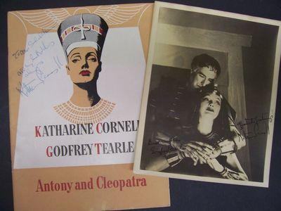 Antony and Cleopatra,