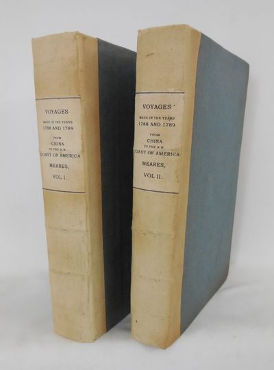 Voyages Made in the Years 1788 and 1789