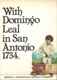 image of With Domingo Leal in San Antonio, 1734