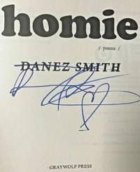 HOMIE, POEMS (SIGNED)