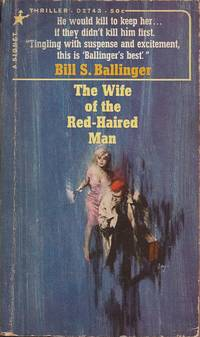 "image of The Wife of the Red-Haired Man; Published serially as ""My Husband is a Redhead"""