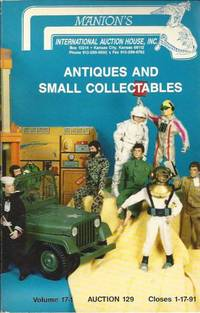 image of Antiques and Small Collectables Auction 129 Volume 17-1