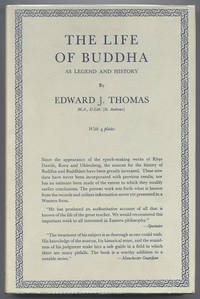 image of THE LIFE OF BUDDHA As Legend and History.