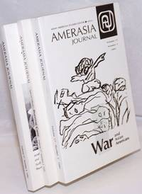 Amerasia Journal [3 issues]