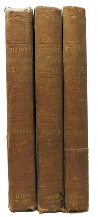 MARY ANNE WELLINGTON, The Soldier's Daughter, Wife, and Widow.  In Three Volumes