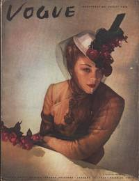 image of Vogue Magazine, January 15, 1938 Spring Hats - Between Seasons Fashions