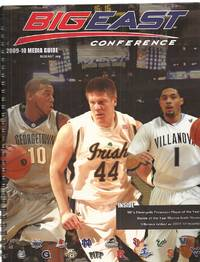 Big East Mens Basketball Conference 2009-2010 Media Guide by Big East Conference by Big East Conference - Paperback - First Edition - from Mark Lavendier, Bookseller (SKU: SKU1004285)