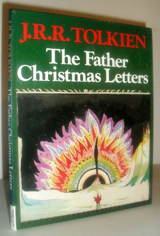 Father Christmas Letters Tolkien.9780048231307 The Father Christmas Letters By J R R Tolkien