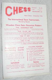 Chess: Mid-December 1964, Volume 30, No 472