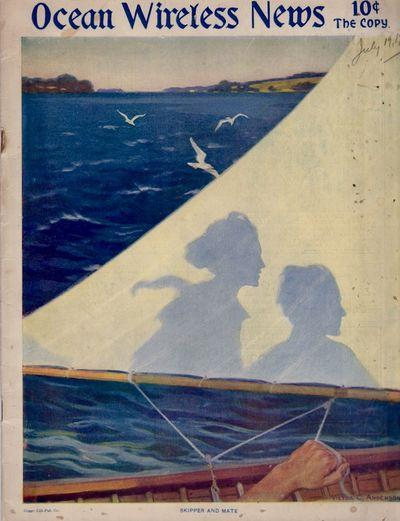 New York: Marconi Publishing Corporation, 1914. Magazine issue. Good. Single issue. Magazine. Tall s...