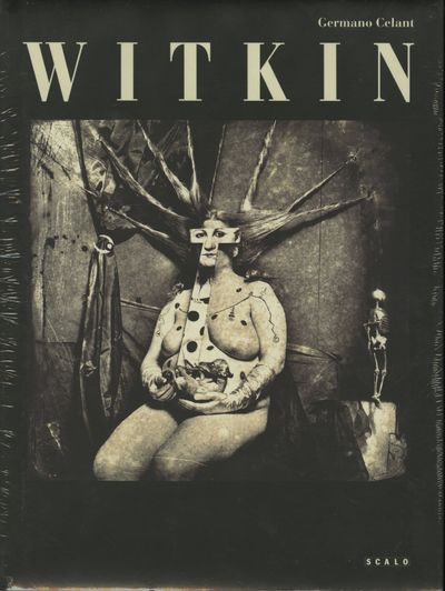 NY: Scalo, 1995. First edition. Witkin, Joel-Peter. 4to., 272 pp., chiefly illustrated from b&w and ...