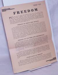image of Freedom