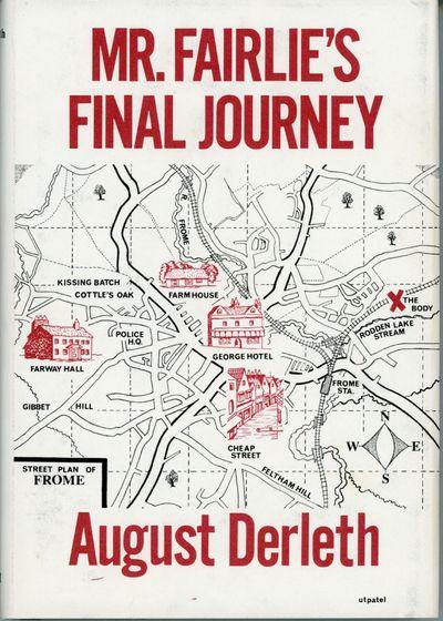 Sauk City, Wisconsin: Mycroft & Moran: Publishers, 1968. Octavo, cloth. First edition. 3493 copies p...
