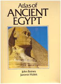 image of ATLAS OF ANCIENT EGYPT