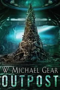 Gear, W. Michael | Outpost | Signed First Edition Copy