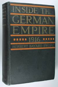 image of Inside the German Empire In the Third Year of the War
